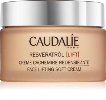 Caudalie Resveratrol [Lift] creme lifting iluminador para pele seca